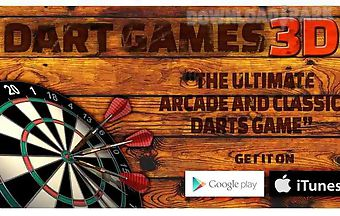 Dart games