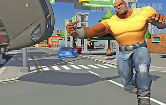Grand city destroyer simulator