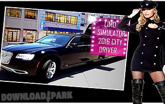 Limo simulator 2016 city driver
