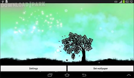 Magic Touch Android Live Wallpaper Free Download In Apk
