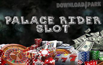 Palace rider slot