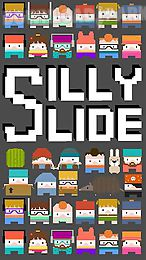 silly slide: retro 3d arcade