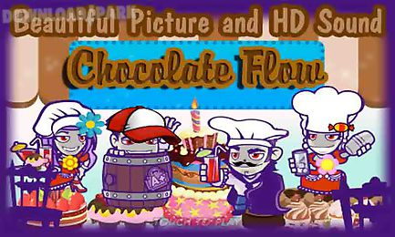 where is my chocolate cake flow to feed hungry kid