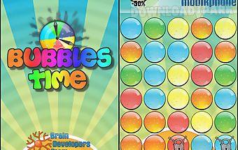 Bubbles time