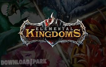 Elemental kingdoms. legends of f..