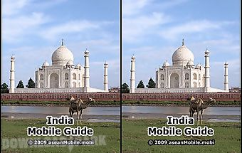 India mobile guide