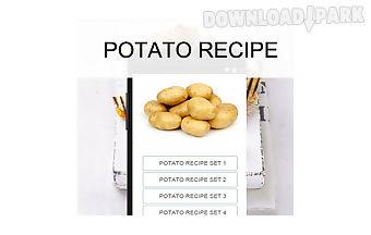 Potato recipes food