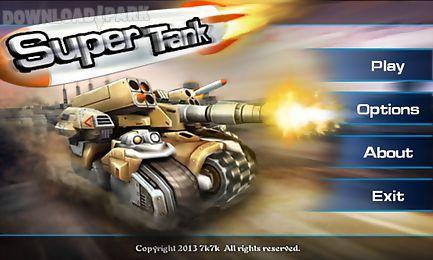 super tank 3d