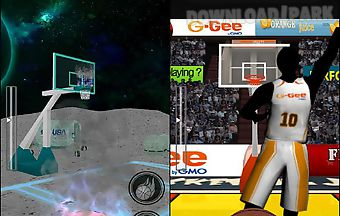 Basketball jam 2 shooting free