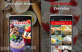 Cupcake recipes for free