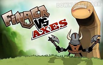 Finger vs axes