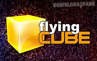 Flying cube