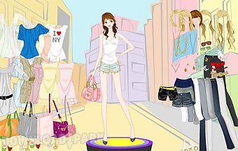 Girl dressup