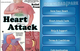 Heart attack relief