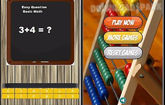 Kids math game