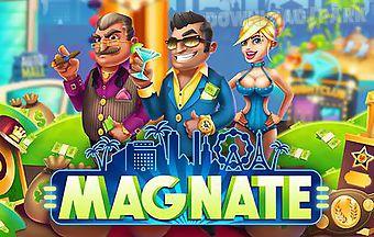 Magnate: capitalist manager