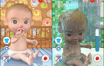 My baby virtual pet