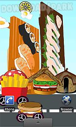 yummy city live wallpaper