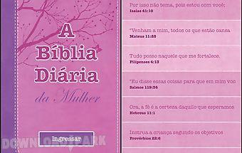 Bíblia diária da mulher