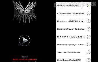 Best hardcore radios