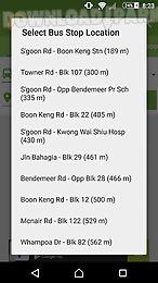 bus stop sg (sbs next bus)