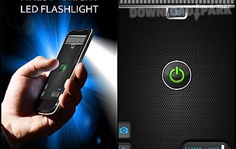 Finest bright flashlight led