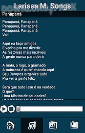 a0fef218e4035 Larissa manoela music lyrics Android Aplicaçõe Baixar grátis em Apk