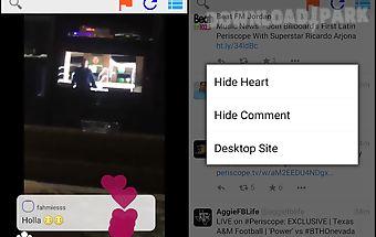 Mediascope live stream