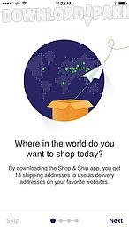 shop & ship