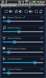 volume control plus