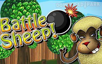 Battle sheep!
