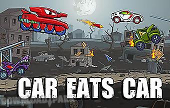 Car eats car: racing