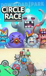 circle race