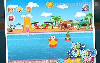 Kids swimming pool for girls