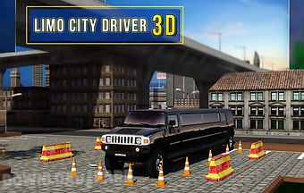 Limo city driver 3d