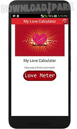 my love calculator : valentine