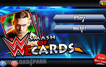 Smash of wwe cards