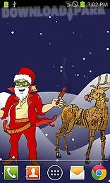 steampunk christmas live wallpaper free