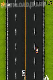 super highway speed: car racing