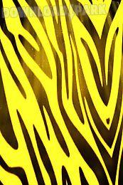 yellow zebra print live wallpaper