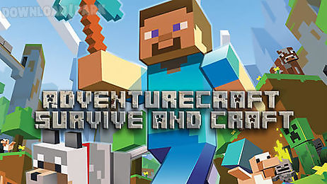 adventure craft: survive and craft