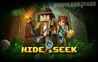 Hide and seek treasures minecraf..