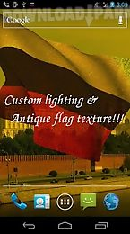 3d russia flag live wallpaper