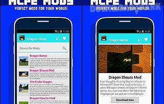 Dragon mod for mcpe!