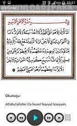 sesli dualar ve dini bilgiler
