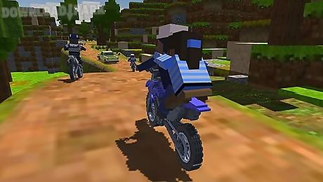 blocky moto bike sim 2017