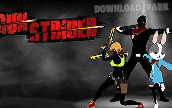 Gun strider