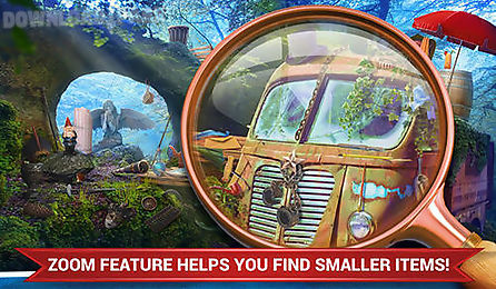 hidden objects: fairy tale