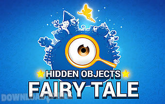Hidden objects: fairy tale