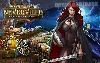 Mysteries of neverville: a hidde..